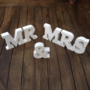 set litere lemn mr mrs 3284 1